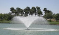 Oase Floating Fountain Aerator