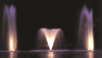 LED Light Set for Floating Lake Fountains